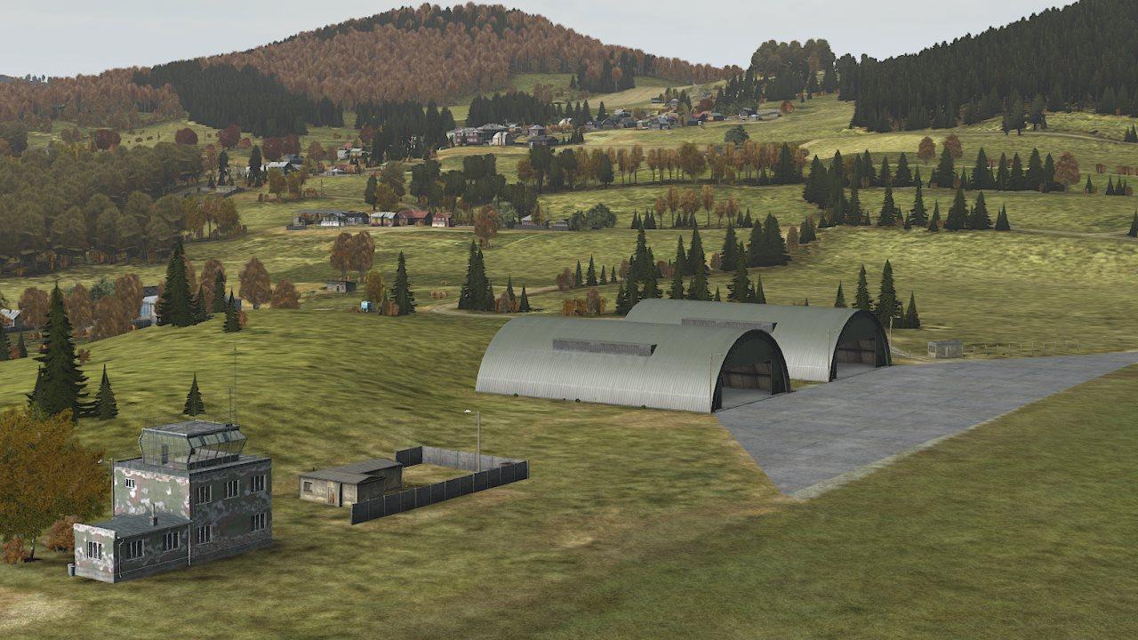 Krasnostav airstrip & Krasnostav airstrip | DayZ Standalone Wiki | FANDOM powered by Wikia