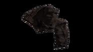 Leather Pants Black (D-BD)