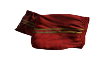 Red Tracksuit Pants (P-W)