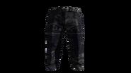Blue Slacks Pants Model (R)