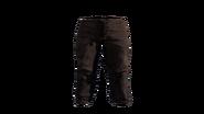Leather Pants Black Model (D-BD)