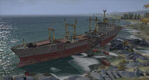 Shipwreck n