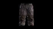 Violet Canvas Pants Model (P-W)