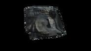 Canvas Pants Short (Blue) (D-BD)