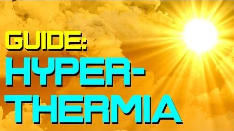 Hyperthermia Guide How Hyperthermia Works in DayZ Exp. 0.49