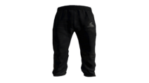 Black Tracksuit Pants Model (P-W)
