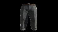 Light grey Slacks Pants Model (P-W)