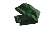 Green Medical Scrubs Pants (D-BD)