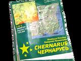 Map of SW Chernarus