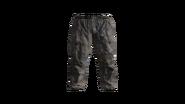 Violet Canvas Pants Model (D-BD)