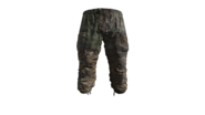 Autumn Camouflage Gorka Military Pants Model (R)