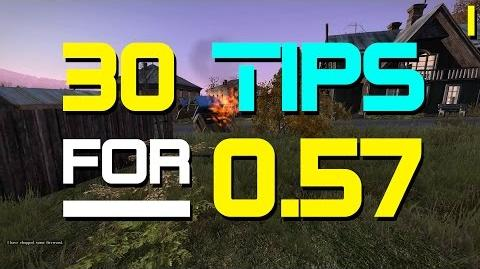 30 Tips For DayZ 0.57 (1 2)
