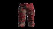 Crimson Paramedic Pants Model (D-BD)