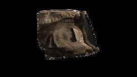 Canvas Pants Short (Beige) (P-W)