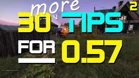 30 MORE Tips For DayZ 0.57 (Part 2 2)