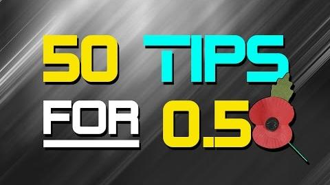 50 Tips For DayZ 0.50
