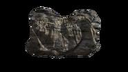Flat Camouflage Gorka Military Pants (R)