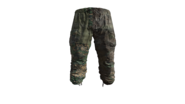 Summer Camouflage Gorka Military Pants Model (R)