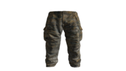 USMC Pants Woodland Model (D-BD)