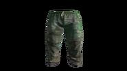 Green Medical Scrubs Pants Model (R)