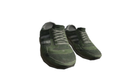 Green Athletic Shoes (P-W)