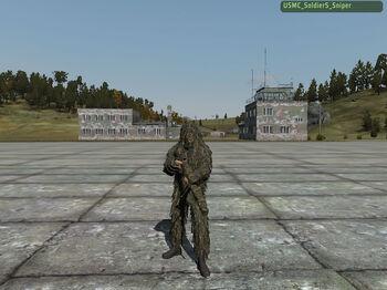 USMC SoldierS Sniper