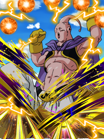 Fake new buu card