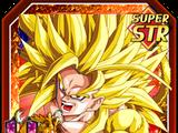 The Ultimate Saiyan Super Saiyan 6 Goku