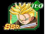 The Greatest Time Saver Super Saiyan Xeno Trunks