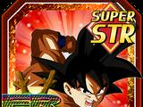 The Limit Breaker Goku