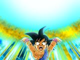 Time for a Last Wish Goku (GT)