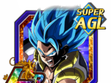 Beyond the Realm of Mortals Super Saiyan God SS Gogeta