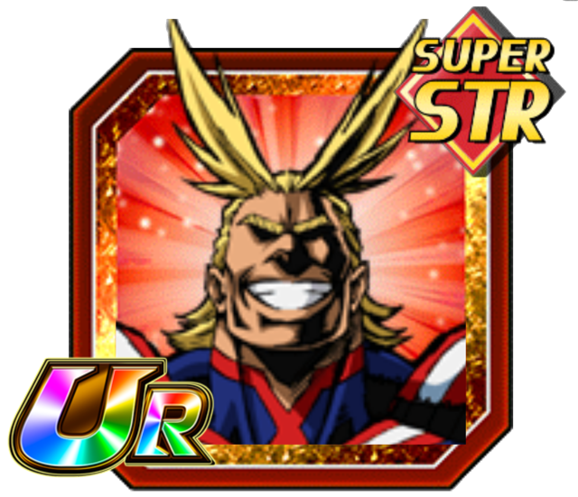 True Symbol of Peace All Might | DB-Dokfanbattle Wiki