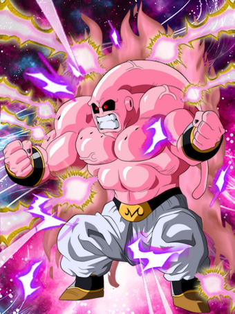 Ultra Buu fake card