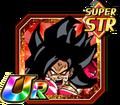 Goku SSJ4 fake base