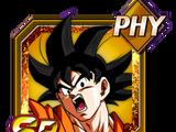 Divine Training Goku