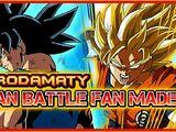 Rodamaty: Dokkan Battle Fan Made Cards