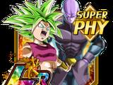 Strongest in Universe 6 Mastered Legendary Super Saiyan 2 Kefla & Hit(Pure Progress)
