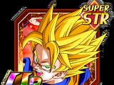 Anger Released Super Saiyan Goku