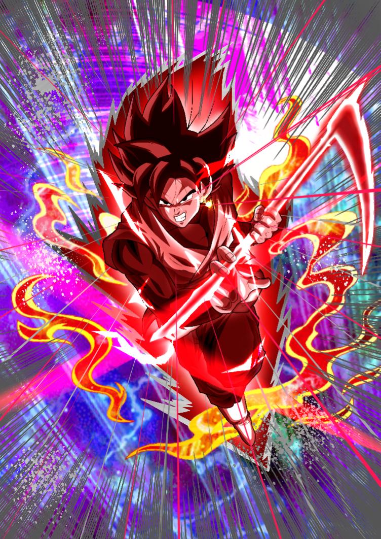 Unstoppable Despair Goku Black Kaioken Db Dokfanbattle Wiki