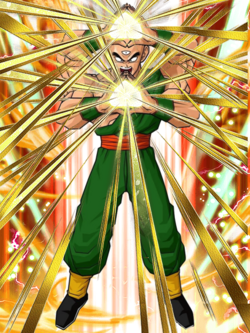 Tien Fake Stage 2 card