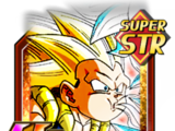The Mack-Daddy of Justice Super Saiyan 3 Gotenks