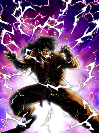 Fake LR Yamcha card