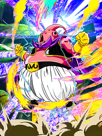 Fake buu final explosion card