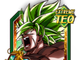 Furious Revenge Broly(Full Power)