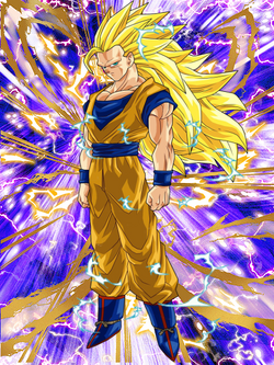 GentFake-Further Beyond Super Saiyan 3 Goku