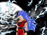 Indescribable Power Super Saiyan 7 Goku