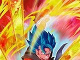 Embrace a New Power Super Saiyan God SS Vegito