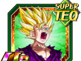 Unrelenting Rage Super Saiyan 2 Gohan (Youth)