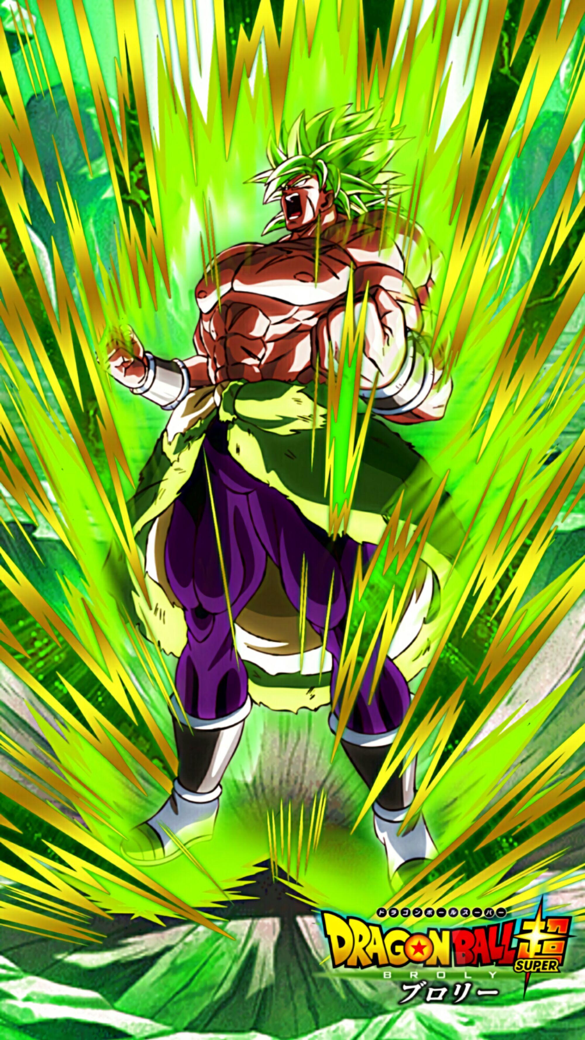 Goku vs broly fan animation - 1 1